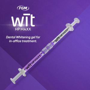 Wīt HP Maxx Hydrogen Peroxide Teeth Whitening